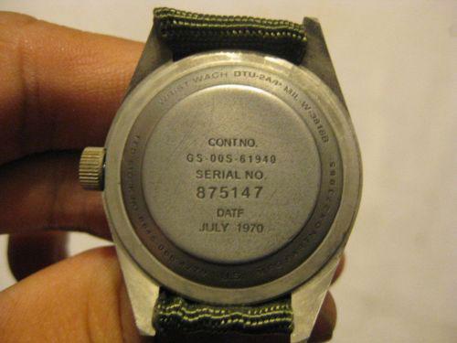 Маркировка электронных часов
