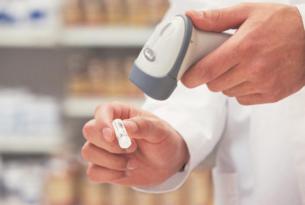 Штриховое кодирование фармацевтических товаров