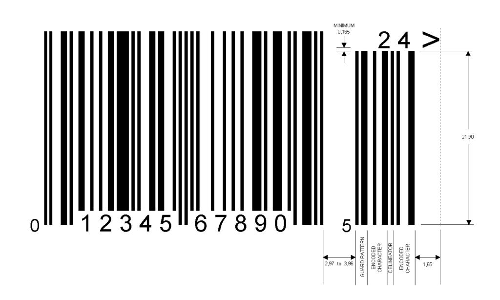 Как сделать штрих код ean 13 онлайн