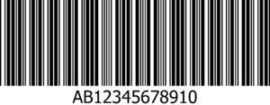 штрих-код кампании