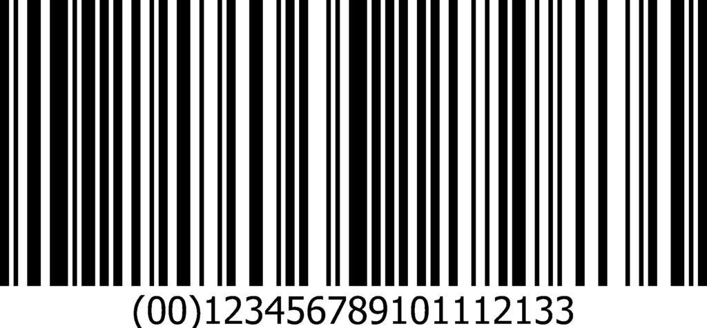 Черный русский штрих код