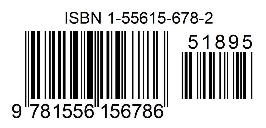 ISBN Коды