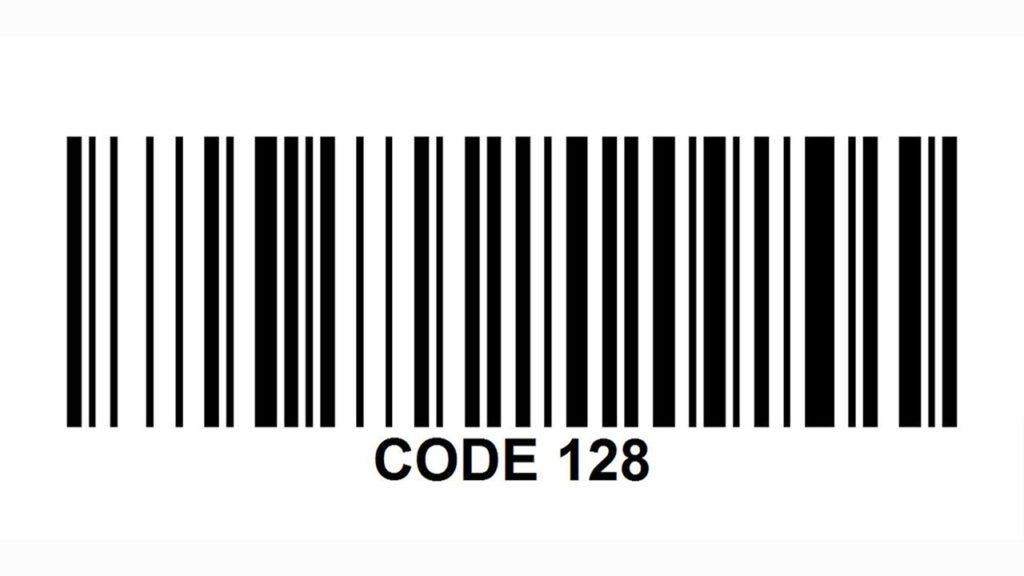 Code 128 Коды