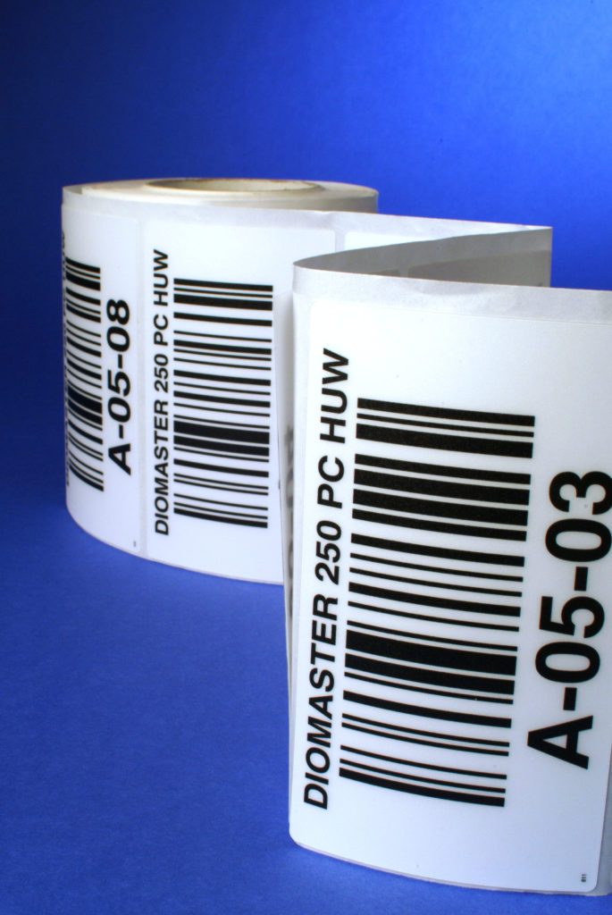 Стоимость производства этикетки со штрих кодом
