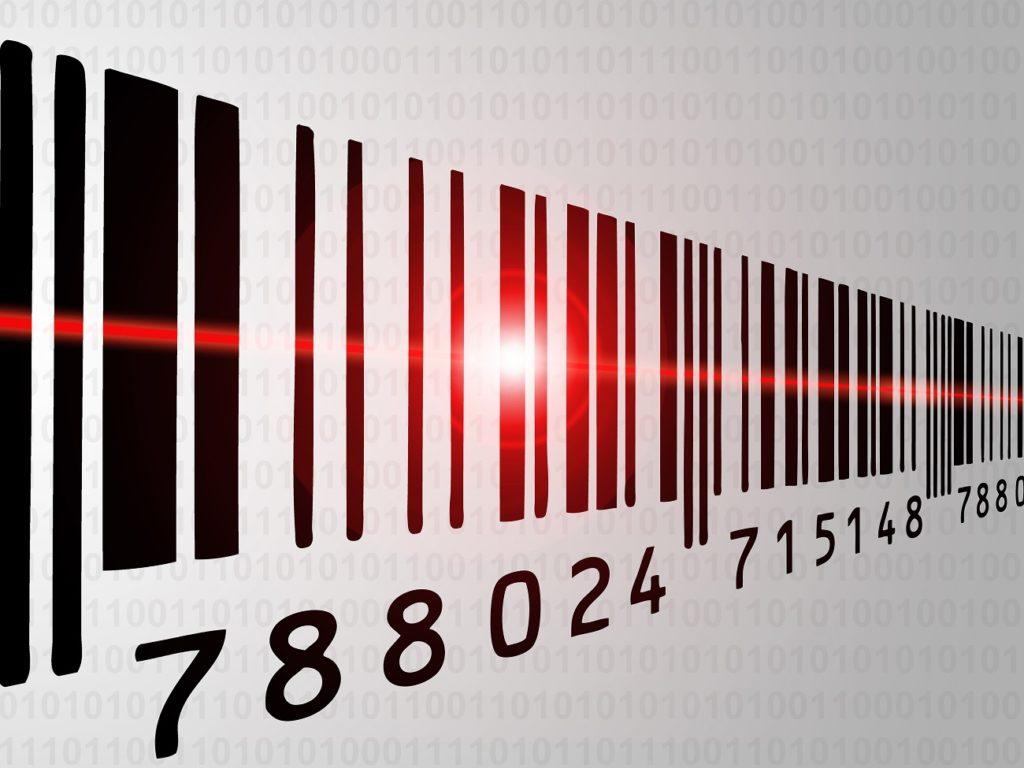 Программа нанесения штрих кода